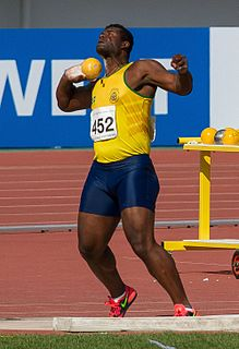 Ronald Julião Brazilian athletics competitor