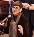 Rosa DeLauro at Barack Obama rally 2, February 4, 2008 (cropped1).jpg