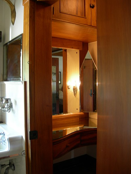 File:Rosario Resort Moran Mansion old dressing room.jpg