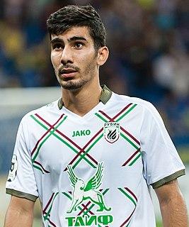 Reza Shekari Iranian footballer
