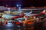 Rossiya Boeing 747-400s at Vnukovo International Airport.jpg