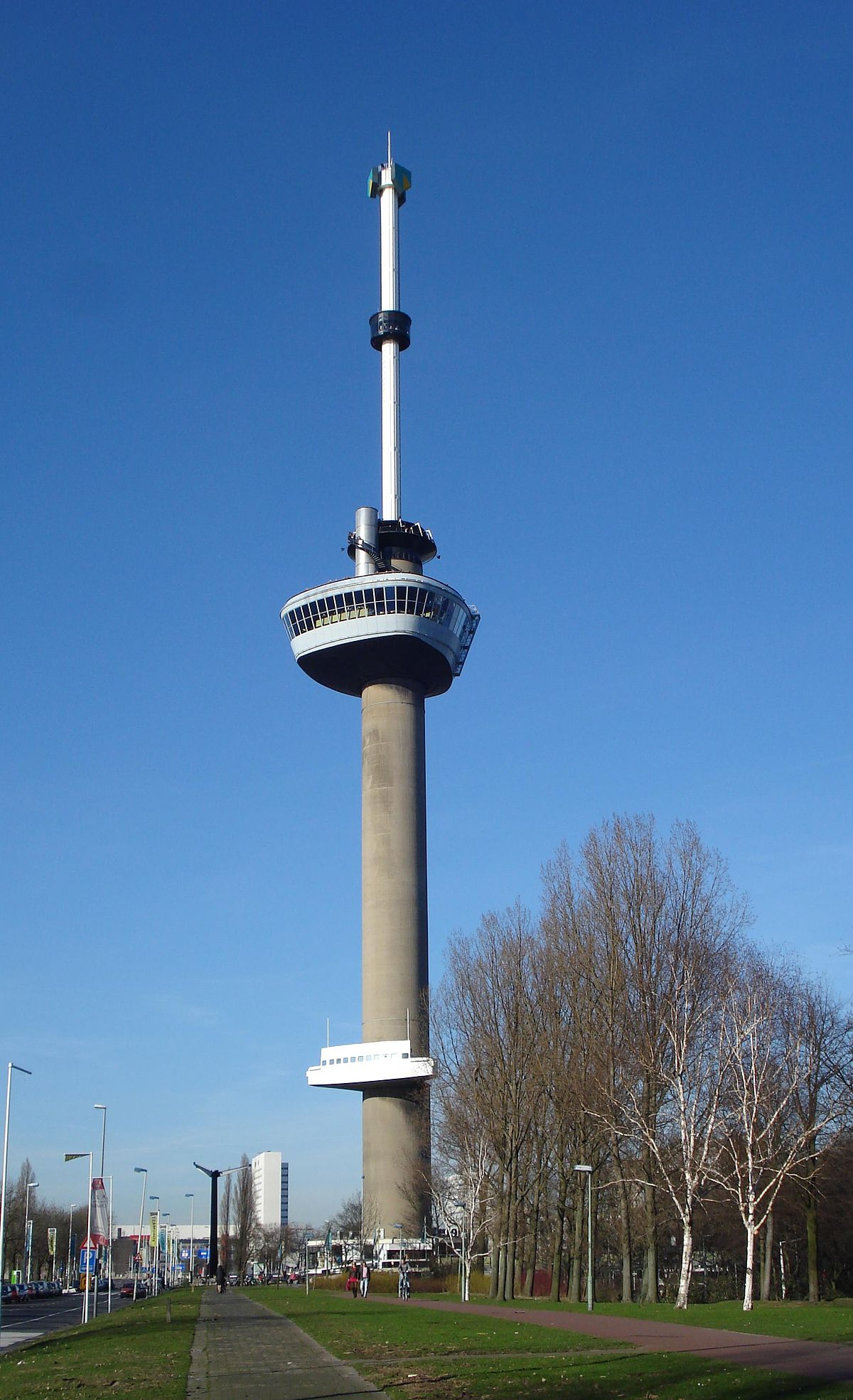 Euromast wikipedia - Afbeelding in ...