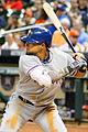 Rougned Odor at Minute Maid Park on August 30 2014.jpg