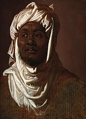 Study for the Head of a Moorish King