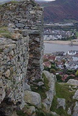 Ruins of Deganwy Castle - geograph.org.uk - 1587432