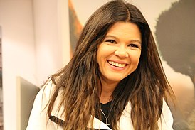 Ruslana in Cologne, Germany 05.JPG