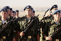 Russian paratroopers 106th VDD