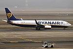Ryanair, EI-FZV, Boeing 737-8AS (34448069334) (2).jpg