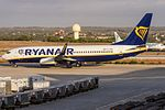 Ryanair Boeing 737-8AS(WL) (EI-FRK) coming in from Frankfurt-Hahn (HHN - EDFH) @ Palma de Mallorca (PMI - LEPA).jpg