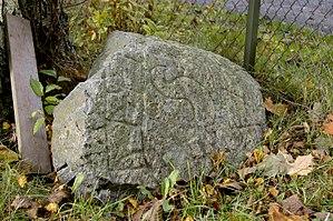 Södermanland Runic Inscription 245 - Sö 245 in 2007.