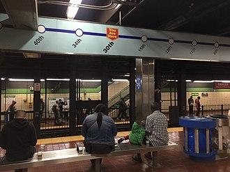 30th Street station (subway) - 30th street station