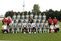 Team Photo For The   Season
