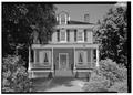 SOUTH (FRONT) ELEVATION, WITH SCALE - Ormiston House, Reservoir Drive, Philadelphia, Philadelphia County, PA HABS PA,51-PHILA,275-3.tif