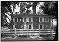 SOUTH ELEVATION, WITH SCALE - Cedar Grove, Landsdowne Drive, Philadelphia, Philadelphia County, PA HABS PA,51-PHILA,231-7.tif