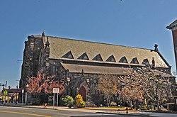 St. Joseph's Roman Catholic Church Rectory and School