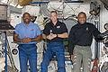 STS-129 Hobaugh Melvin Satcher.jpg