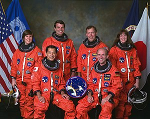 STS-99 - Image: STS 99 crew