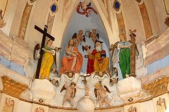 Province of Biella - Image: Sacro Monte di Oropa. Fig.1