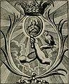 Sacrvm sanctvarivm crvcis et patientiae crvcifixorvm et crvciferorvm, emblematicis imaginibvs laborantivm et aegrotantivm ornatvm- artifices gloriosi novae artis bene vivendi et moriendi (1634) (14743259874).jpg