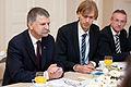 Saeimu oficiālā vizītē apmeklē Ungārijas parlamenta priekšsēdētājs (8121849153).jpg