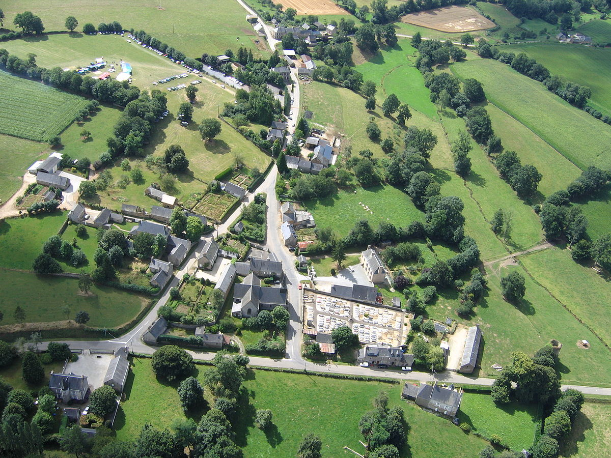 Saint aubin fosse louvain wikip dia - La petite cheminee saint aubin ...