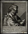 Saint Augustine of Hippo. Engraving by W. Marshall. Wellcome V0031642.jpg