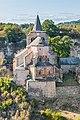 Saint Fausta church of Bozouls 01.jpg
