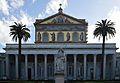 Saint Paul out the wall (Rome) - Facade.jpg