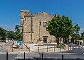 Saint Saturnin Church of Tourbes 02.jpg