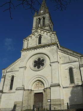 glise saint blaise de sainte maure de touraine wikip dia. Black Bedroom Furniture Sets. Home Design Ideas