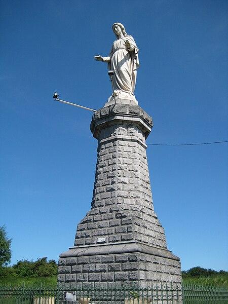 Fichier:Sainte Vierge Hayange.jpg