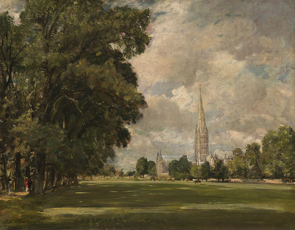 Salisbury Cathedral from Lower Marsh Close A10951.jpg