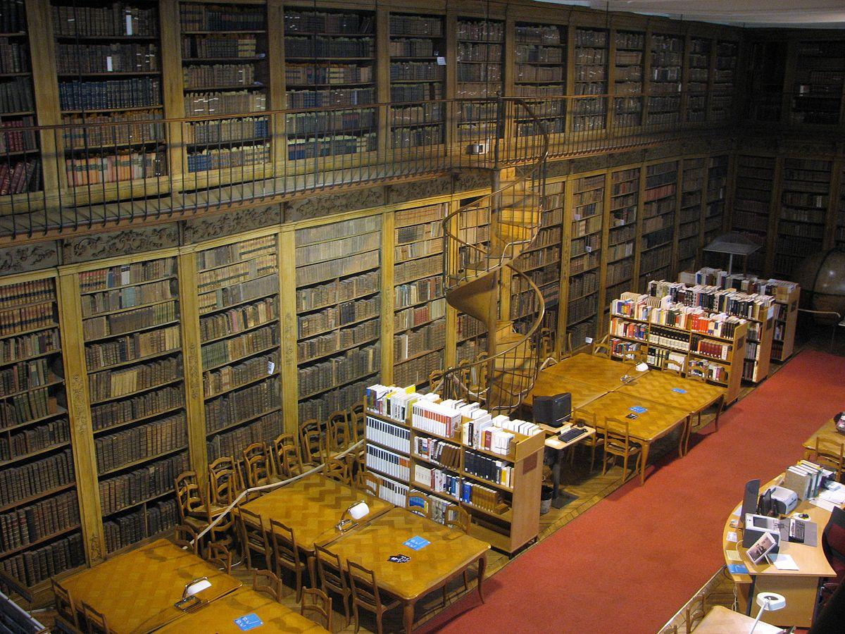 Biblioth Ef Bf Bdque Du Centre Ville