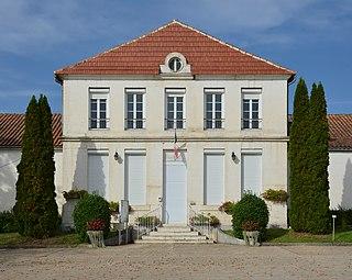 Salles-Lavalette Commune in Nouvelle-Aquitaine, France
