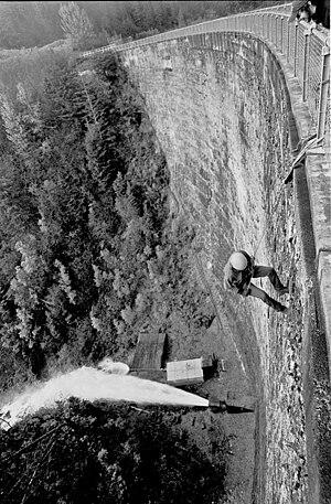 Alaska-Gastineau Mining Company - Salmon Creek Dam