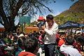 Salomón Jara visitando San Juan Tepeuxila en primer día de campaña.jpg