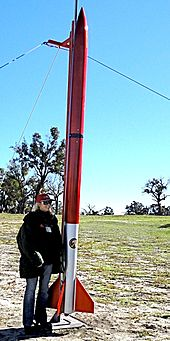 High-power rocketry - Wikipedia