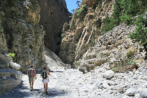 Samaria Gorge 09