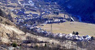 Valle Stura di Demonte valley