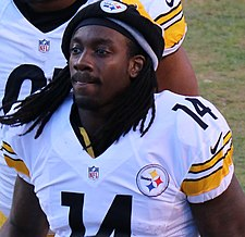 sammie coates steelers jersey