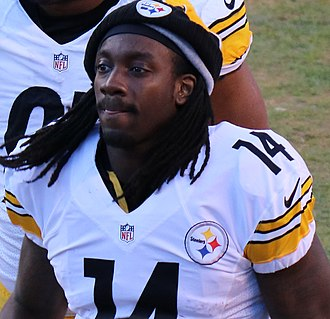 Sammie Coates - Coates with the Pittsburgh Steelers in 2016