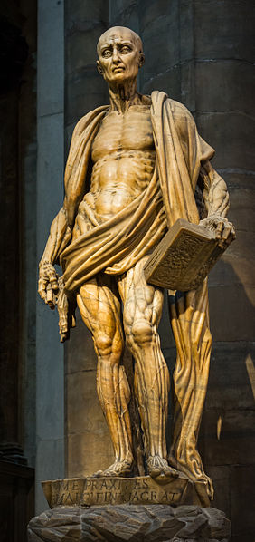 File:San Bartolomeo Flayed, Duomo, Milano (1562).jpg