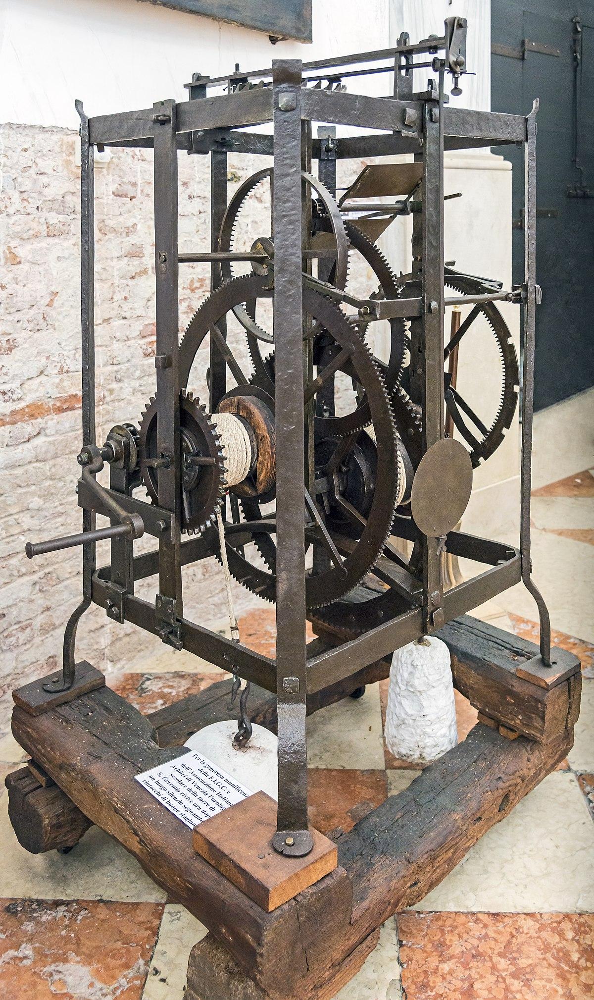 horloge murale ancienne balancier