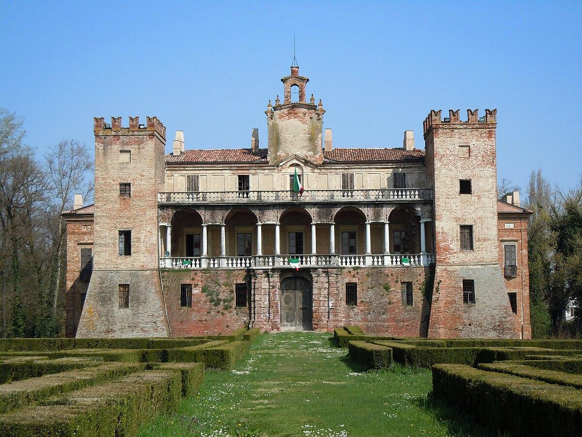 Villa Del Vascello Roma Indirizzo