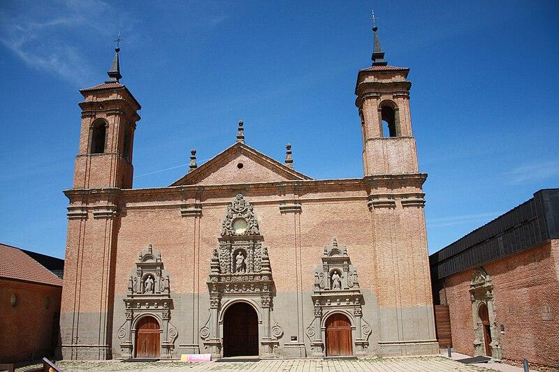 File:San Juan de la Peña. Monasterio nuevo.jpg