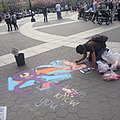 Sand painting tribute to Prince (26591885545).jpg