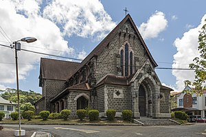 Sandakan District - Image: Sandakan Sabah St Michael And All Angels 00