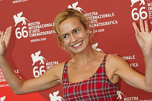 Sandrine Bonnaire 66ème Festival de Venise (Mo...