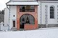 Sankt Jakob Maria Elend Pfarrkirche Kapelle an Nordwand 16122007 19.jpg