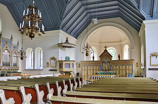 Sankt Sigfrid Parish, Kalmar, Sweden Genealogy
